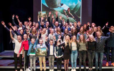 Ruth Vorsselman, Roy van den Berg, Deltasteur en IJGV grote winnaars bij Sportverkiezing Kampen