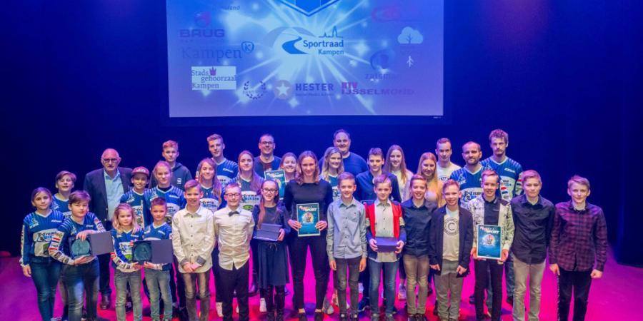 Winnaars VDK Sportverkiezing 2019