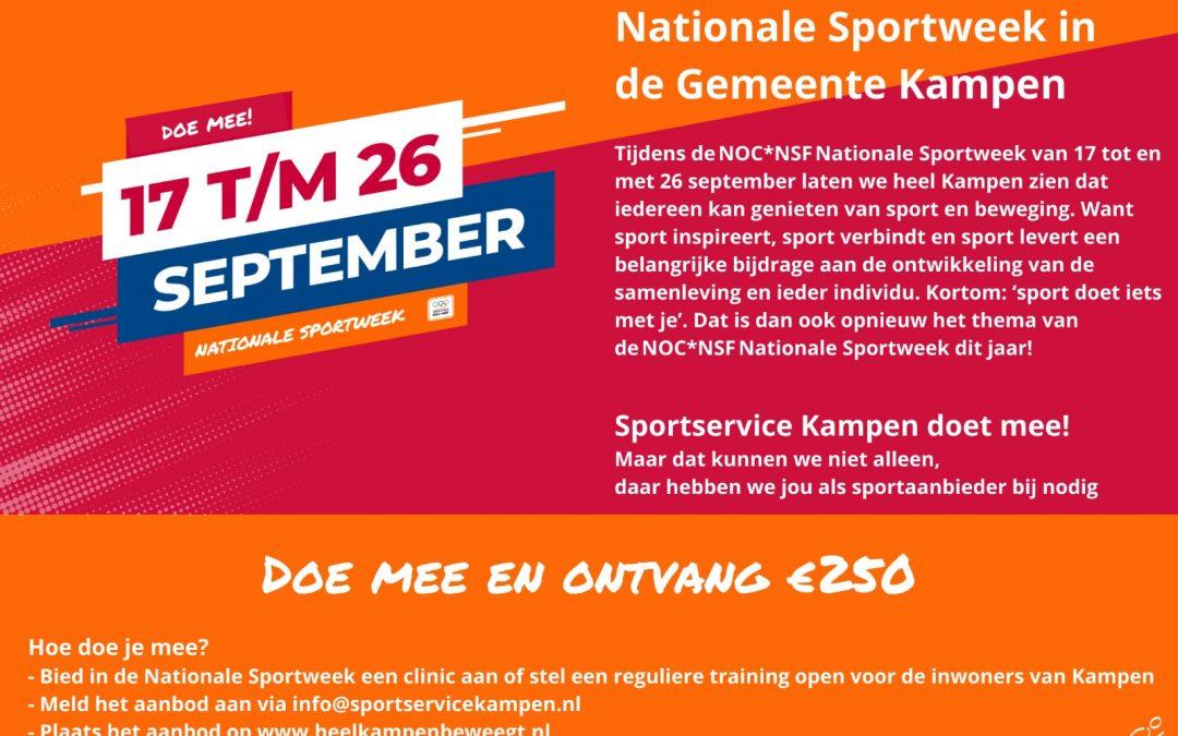 Doe mee en ontvang 250 euro!